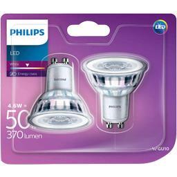Philips Ampoule LED 4,6W GU10 240V
