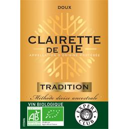 Clairette de Die BIO Tradition