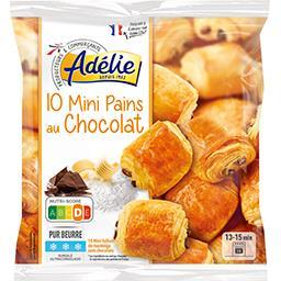 Mini pains au chocolat pur beurre