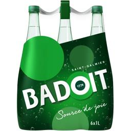Badoit Eau gazeuse finement pétillante
