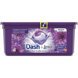 Dash Lessive 3en1 Pods Bouquet Mystère