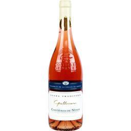 Costières de nîmes cuvée tradition, vin rosé