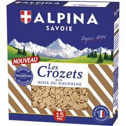 Les Crozets aux noix du Dauphiné