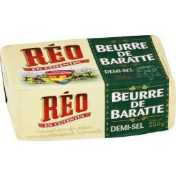 Beurre de Baratte, demi-sel