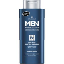 Men - Shampooing pureté & fraîcheur Power Action