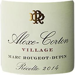 Aloxe-Corton Marc vin Rougeot Dupin vin Rouge 2014