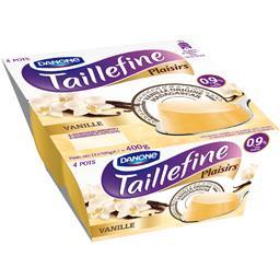 Plaisirs - Spécialité laitière vanille