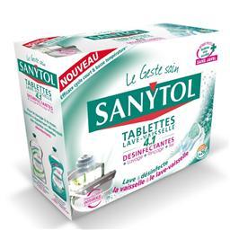 Tablettes lave-vaisselle 4en1