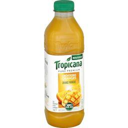 Créations Oranges - Jus orange mangue