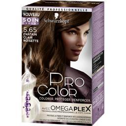 Pro Color - Coloration 5.65 châtain clair noisette