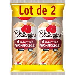 La Boulangère Baguettes viennoises