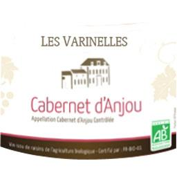 Cabernet d'Anjou BIO, vin rosé