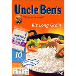 Riz long grain 10 minutes