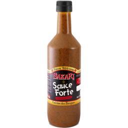 Sakari Sauce forte le flacon de 50 cl