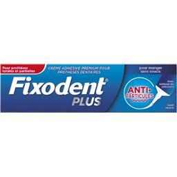 Plus premium anti-particules - crème adhésive pour p...