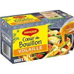 Maggi Cœur de Bouillon - Bouillon volaille mijotée & touch...
