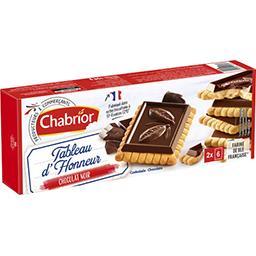 Biscuits Tableau d'Honneur chocolat noir