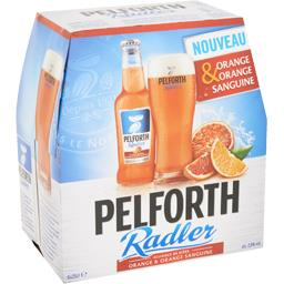 Radler - Bière orange & orange sanguine
