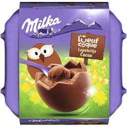 Milka L'Œuf Coque cacao