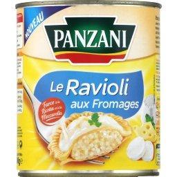 Le Ravioli aux fromages