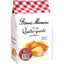 Bonne Maman Le Petit Quatre-quarts au beurre frais