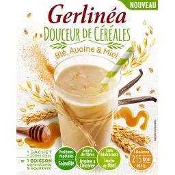 Douceur de Céréales - Boisson blé, avoine & miel