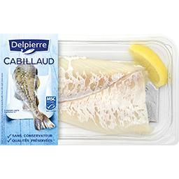 Filets de cabillaud sauvage