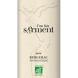 Bergerac BIO, vin rouge