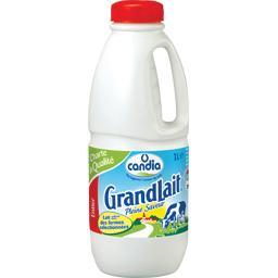 Grandlait - Lait entier U.H.T. Pleine Saveur