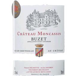 Buzet vin rouge Château Moncassin