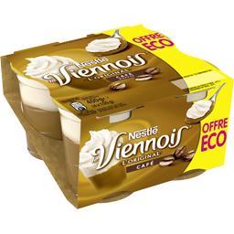 Le Viennois - Dessert lacté L'Original café