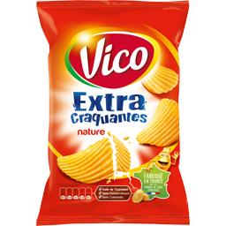 Chips Extra Craquantes nature