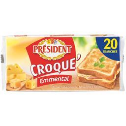 Fromage fondu Croque' emmental