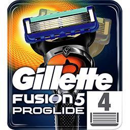 Fusion5 proglide lames de rasoir pour homme 4rechar...