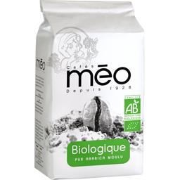 Méo Méo Café moulu BIO pur arabica
