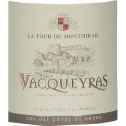 Vacqueyras, vin rouge