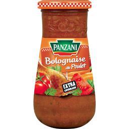 Sauce bolognaise au poulet