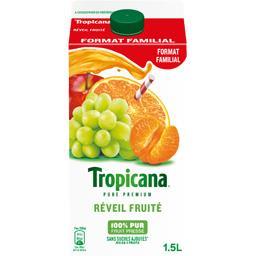 Pure Premium - Jus Réveil Fruité 100% pur fruit pres...
