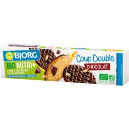 BIO Nutri+ - Biscuits Coup Double chocolat