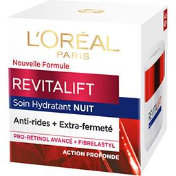 Revitalift - Soin hydratant nuit anti-rides & extra ...
