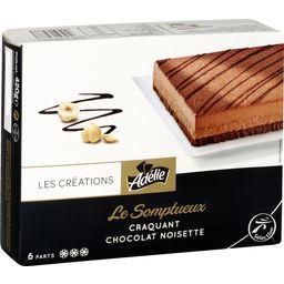 Le Somptueux Craquant chocolat noisette