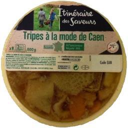 Tripes à la mode de Caen à l'ancienne