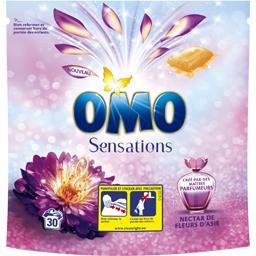 Sensations - Doses de lessive liquide Nectar fleurs d'Asie