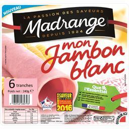 Mon Jambon Blanc