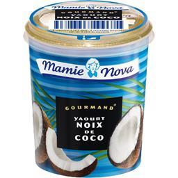 Gourmand - Yaourt noix de coco