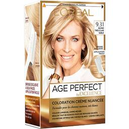 Excellence Age Perfect - Coloration Sable 9.31