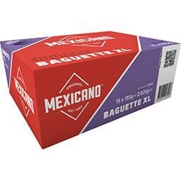 Sélectionné par votre magasin Baguette Mexicano extra large les 15 baguettes de 135 g