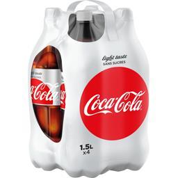 Light - Soda au cola Light Taste sans sucres