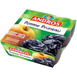 Andros Andros Dessert pomme pruneau