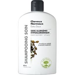 Shampooing soin algues marines cheveux normaux  - Les Soins